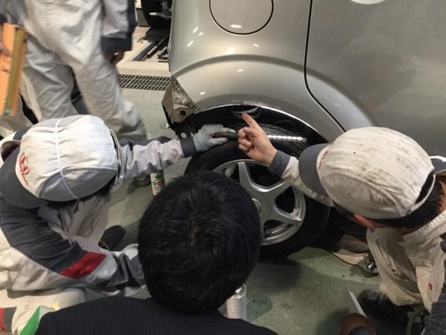 車のサビ対策